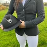 Samshield Jacket Louisa Crystal Fabric