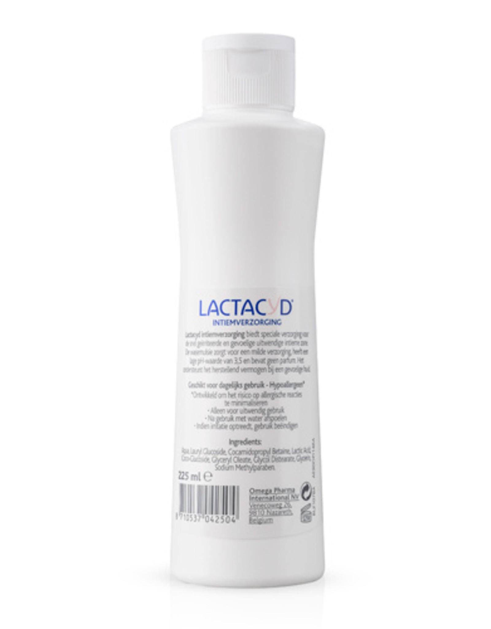 Lactacyd Lactacyd Basic Wasemulsie - 225ml