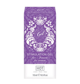 HOT HOT O-Stimulation Gel For Women