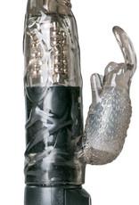 Easytoys Vibe Collection Bunny Vibrator - Zwart