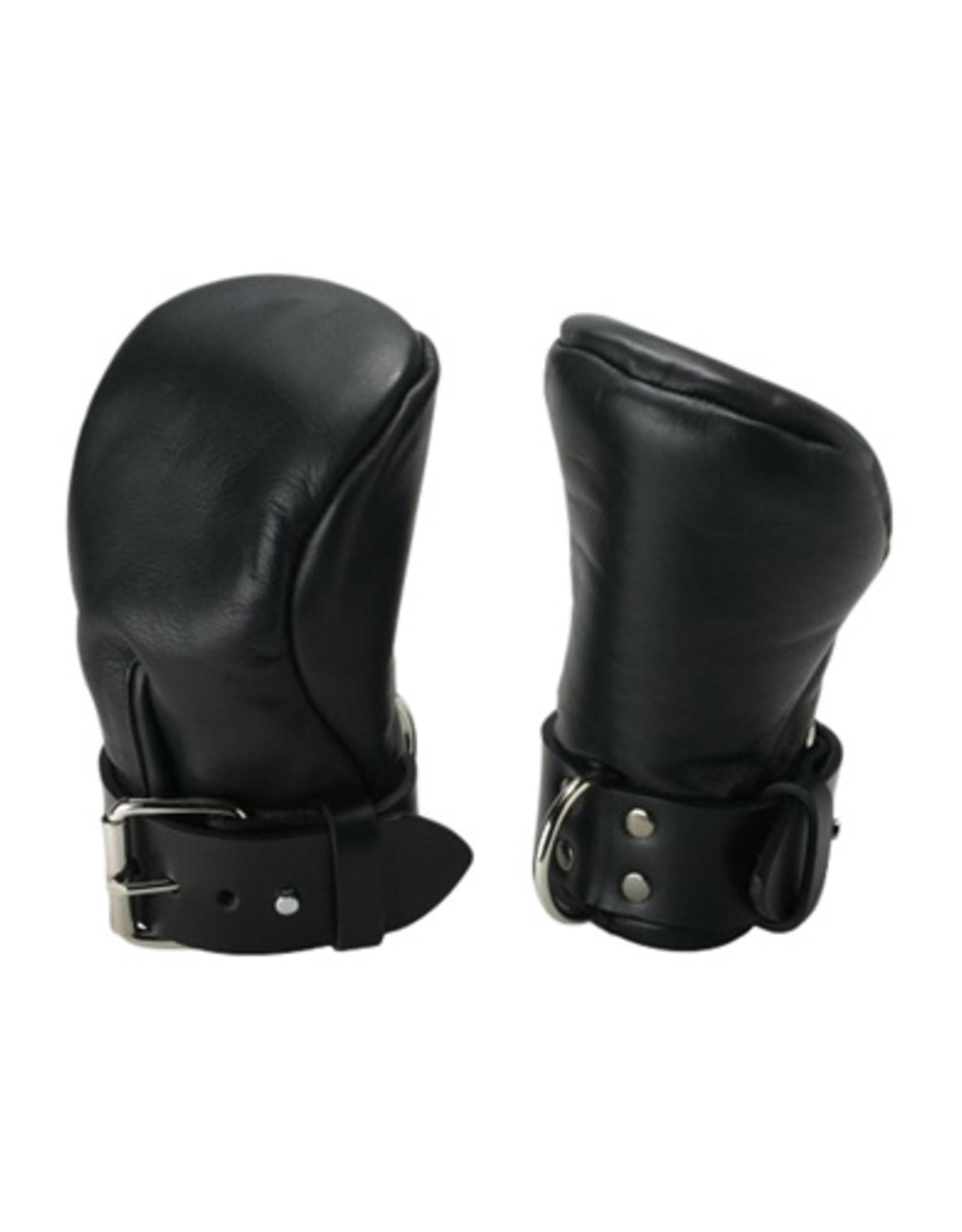 Strict Leather Deluxe Gewatteerde Bondagehandschoenen