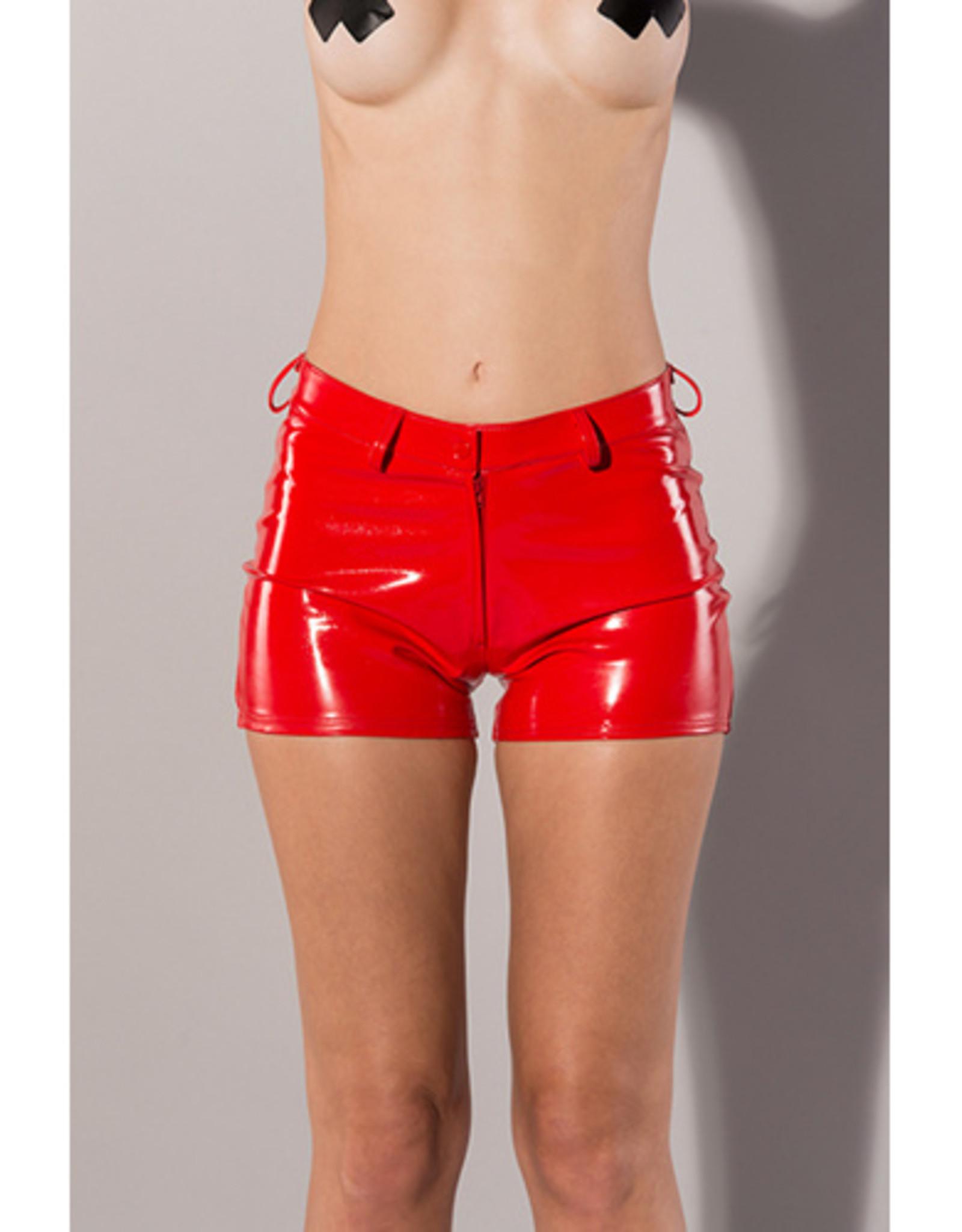 Guilty Pleasure GP Datex Hotpants - Rood