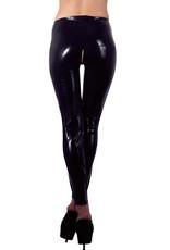 The Latex Collection Latex Legging Met Open Kruis
