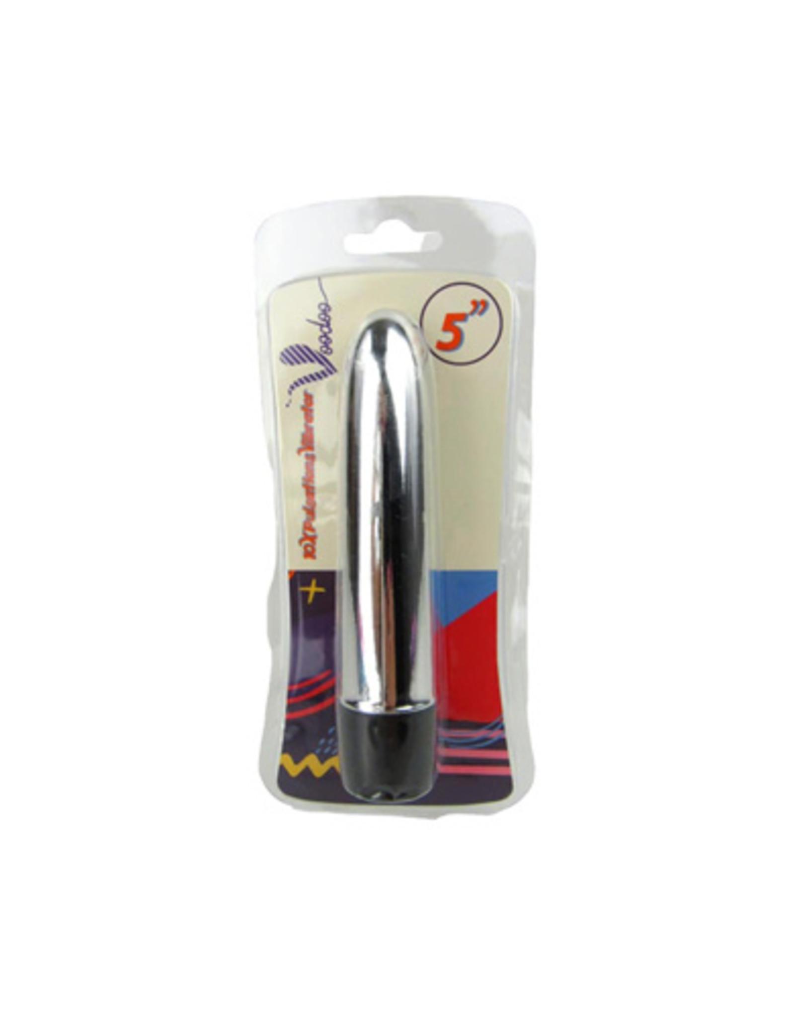 Voodoo Bullet Vibrator - Zilver