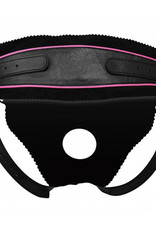 Strict Leather Low Rise Strap-On Harnas