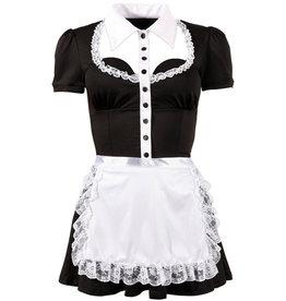 Cottelli Collection Serveer meisjes uniform
