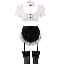 Cottelli Collection Serveersters Outfit