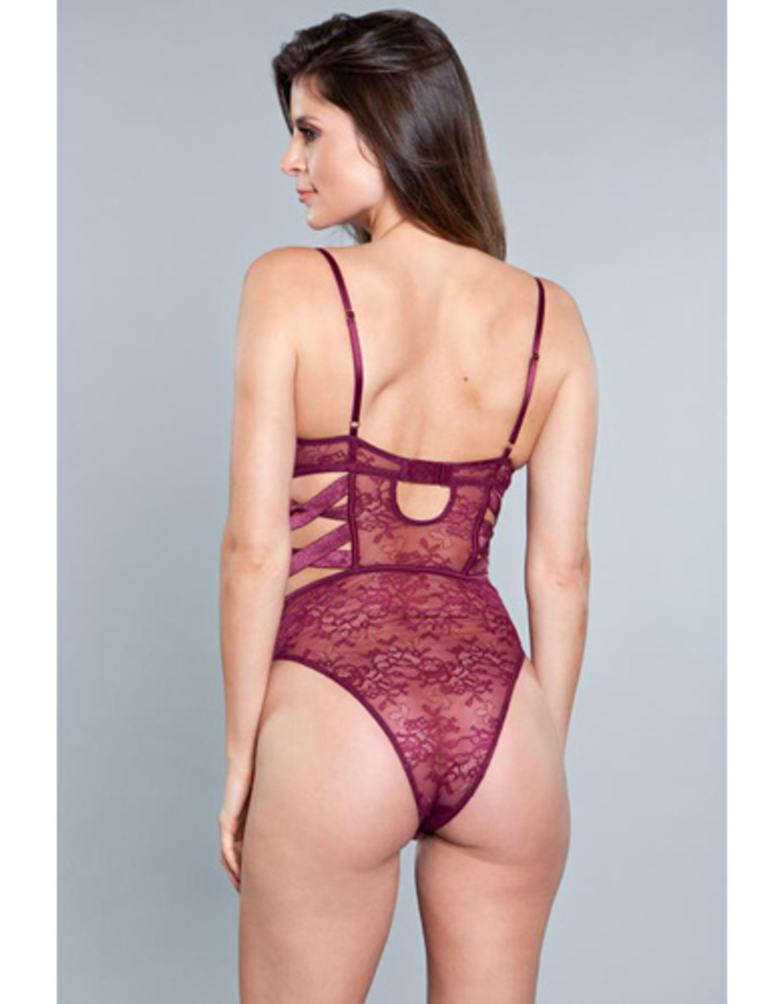 Be Wicked Katiya Body - Rood