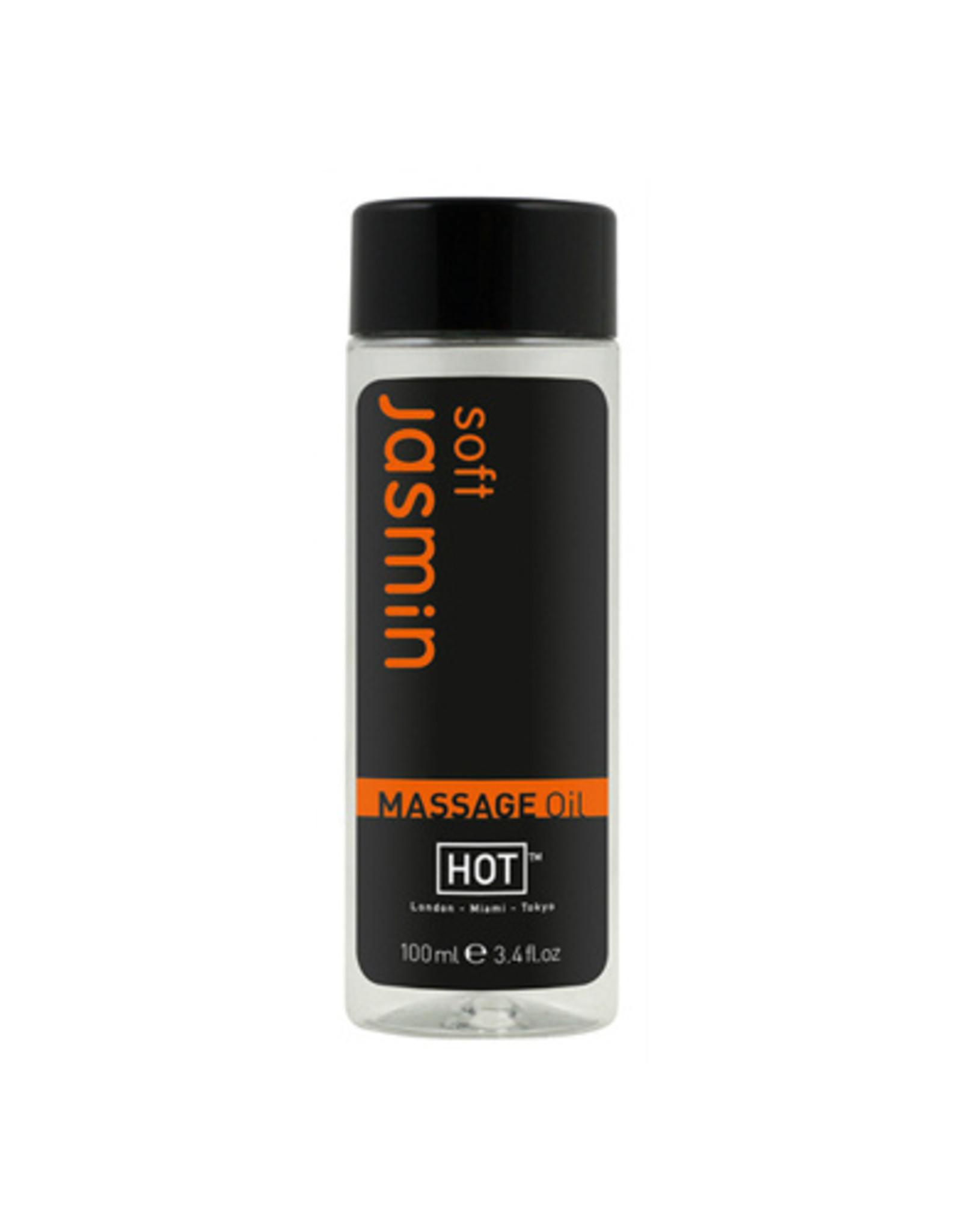HOT HOT Massageolie - Soft Jasmin