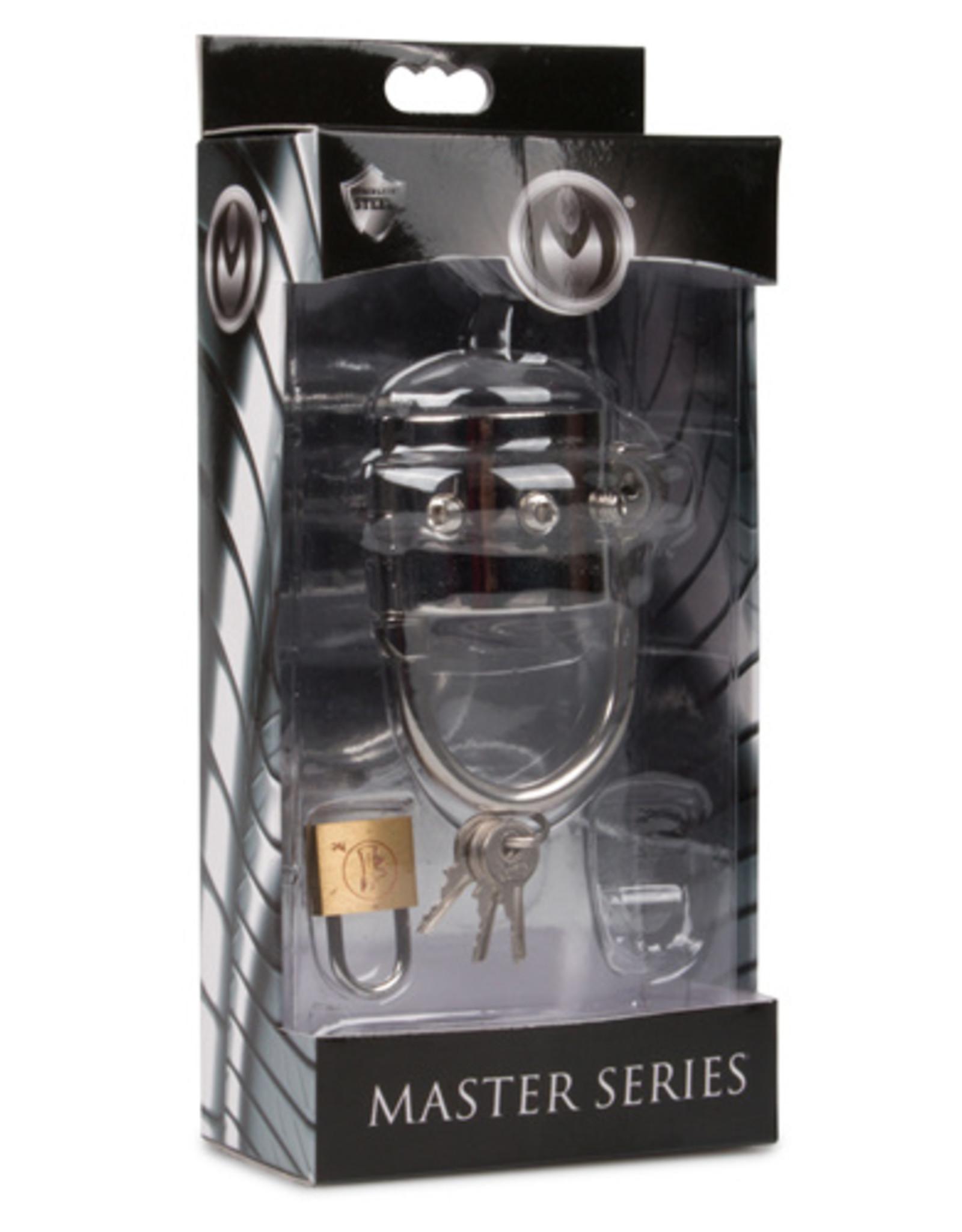 Master Series CBT puntige ballstretcher met ballsplitter