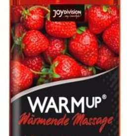 Joydivision Warm-Up Massage Olie - Aardbei