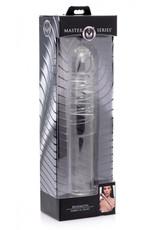 Master Series Behemoth Glazen XL Dildo