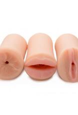 Jesse Jane Jesse Jane Three-Way Masturbator Set