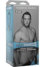 Main Squeeze Man Squeeze Pierce Paris - Anus