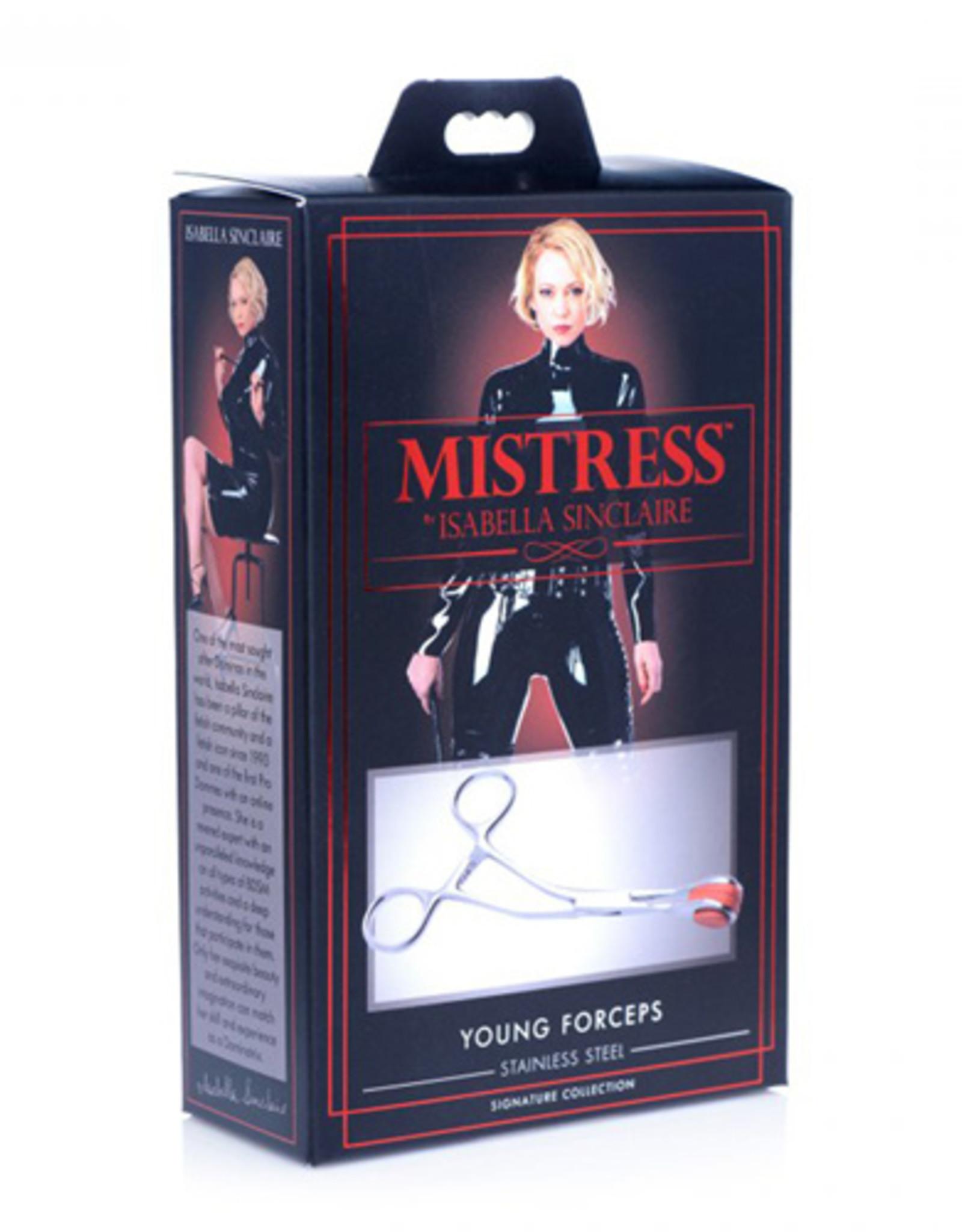 Mistress by Isabella Sinclaire Isabella Sinclaire Klassieke Tepelklem