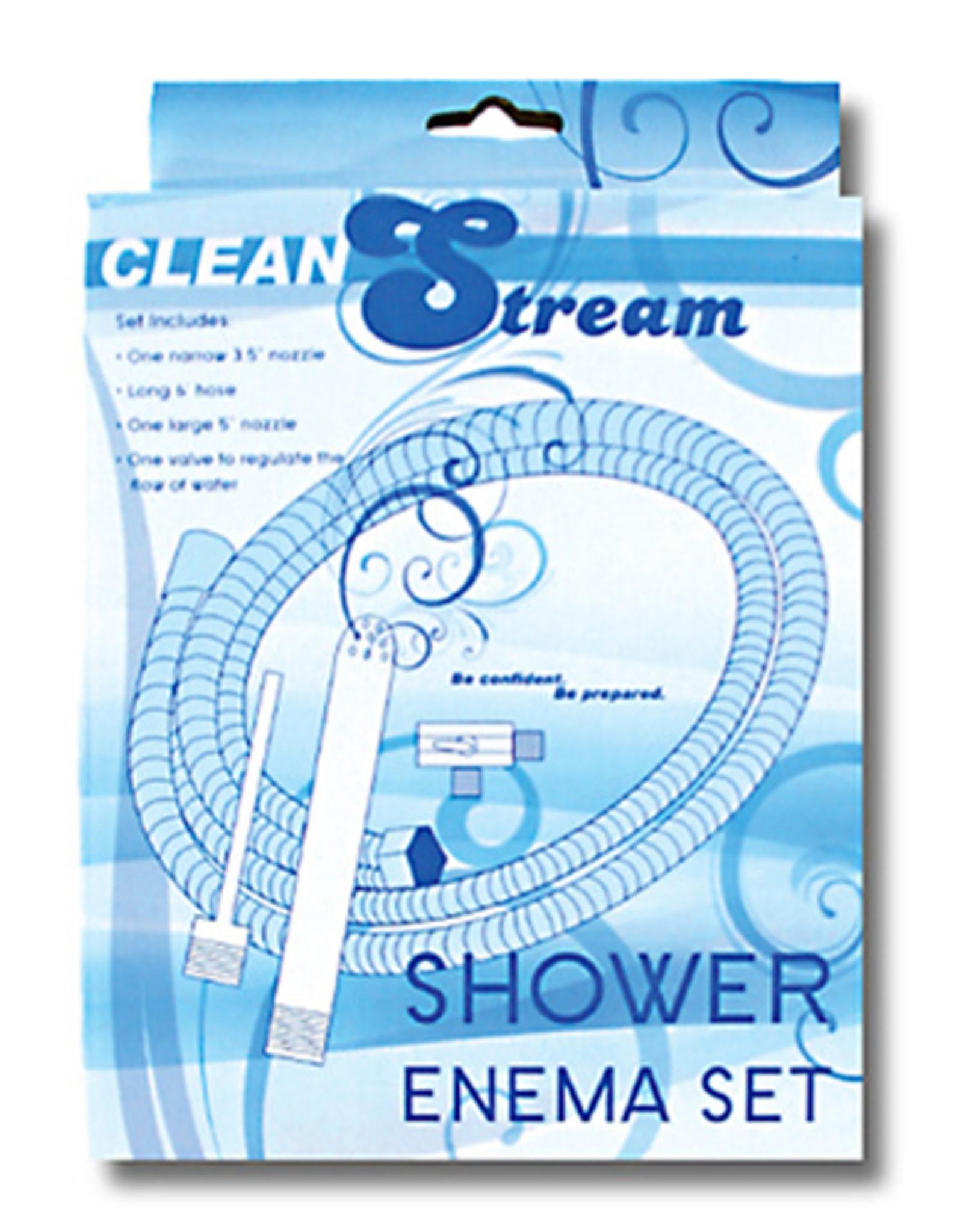 CleanStream Klysma Set