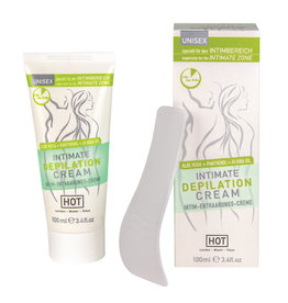 HOT Bio HOT Intimate Depilation Cream - Ontharingscrème