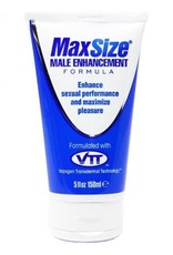 Swiss Navy MaxSize Cream Penis Crème - 150 ml