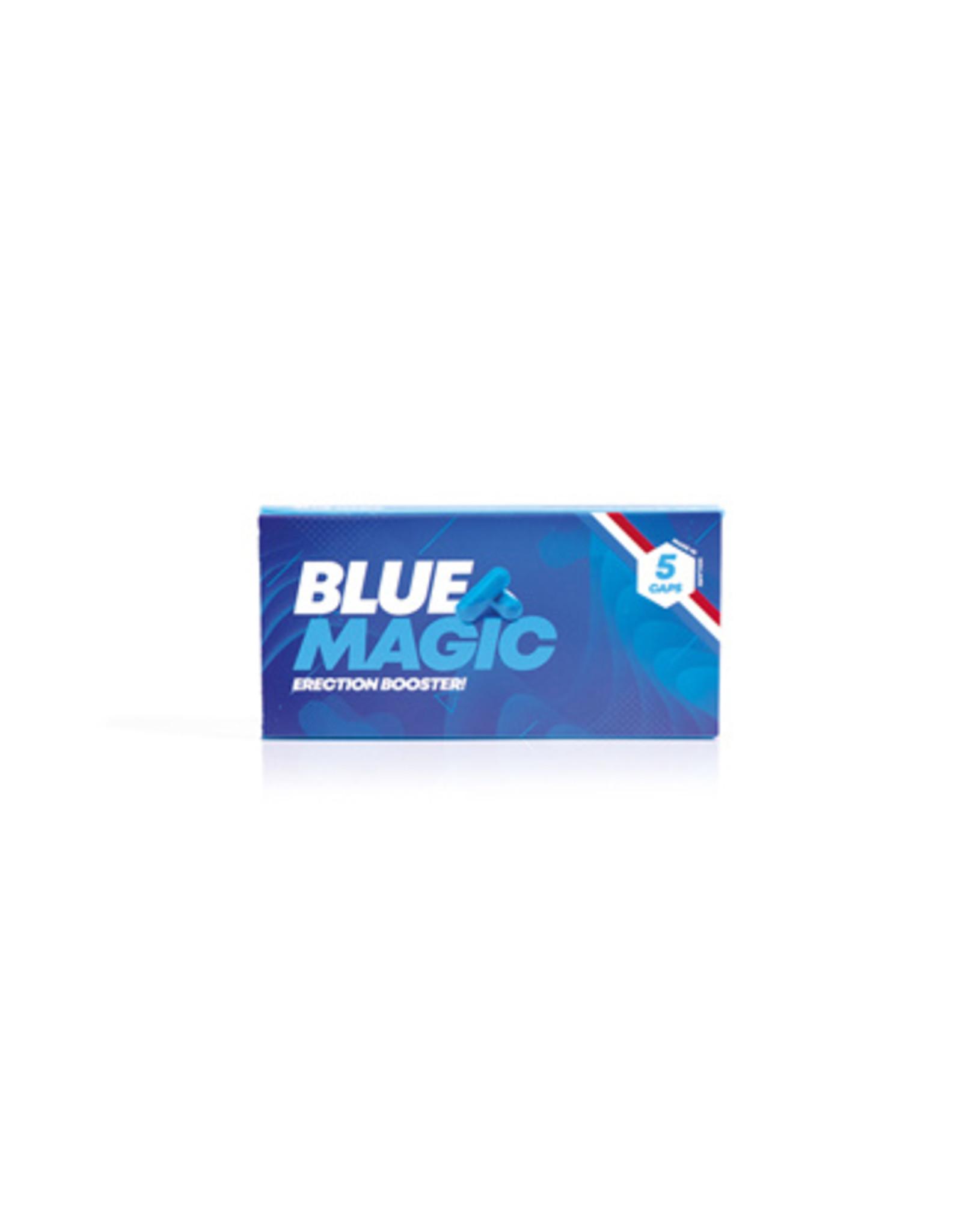 VitaVero Blue Magic! Erectiepillen - 5 Stuks