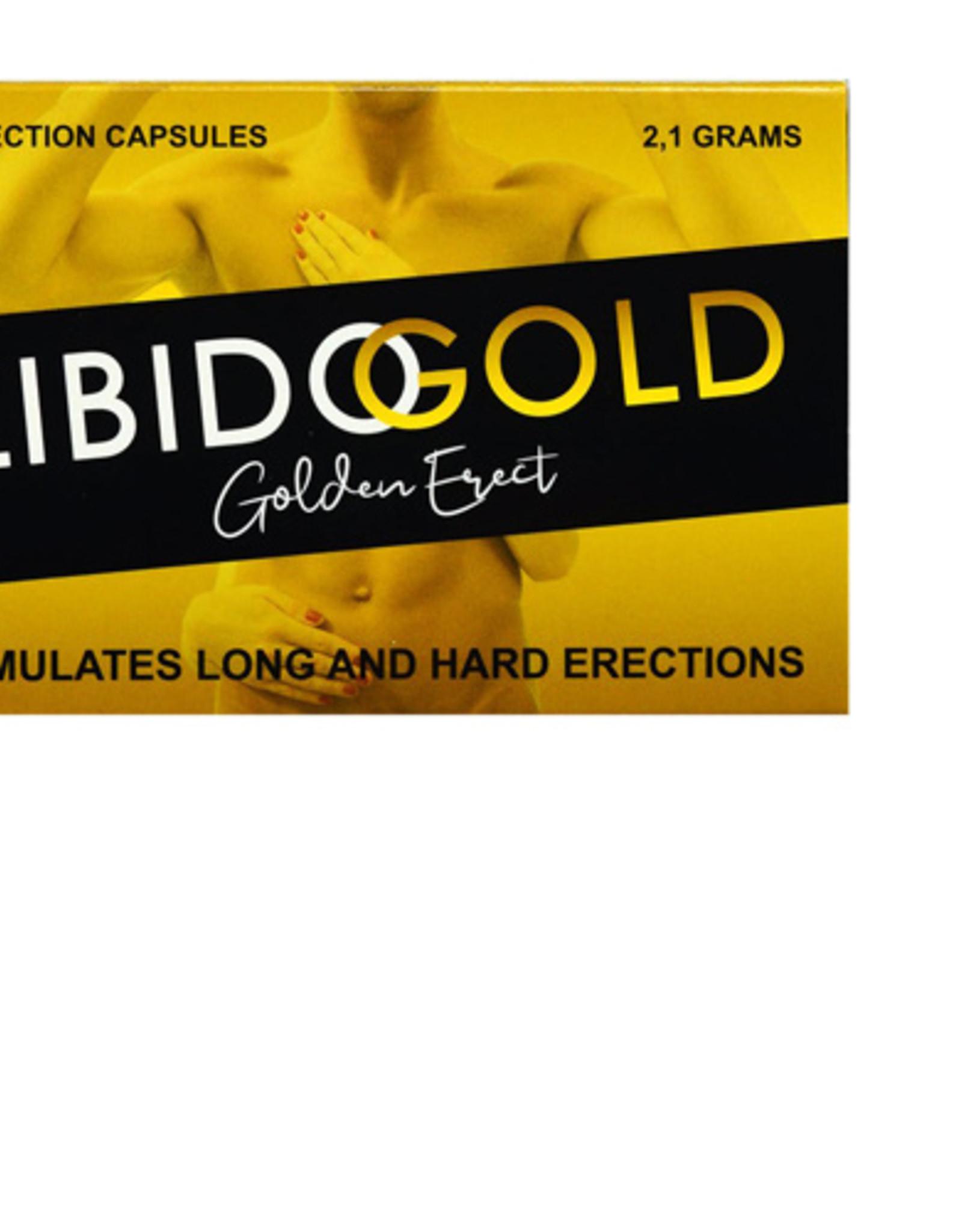 Morningstar Libido Gold Golden Erect