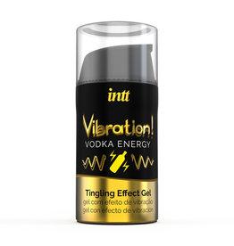INTT Vibration! Vodka Energy Tintelende Gel