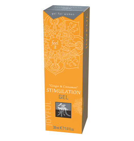 Shiatsu Stimulation Gel - Ginger & Kaneel