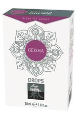 Shiatsu Geisha Drops - Stimulerend Middel