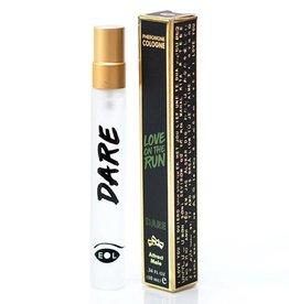 Eye Of Love Eye Of Love Bodyspray 10 ml Man Tot Man - DARE
