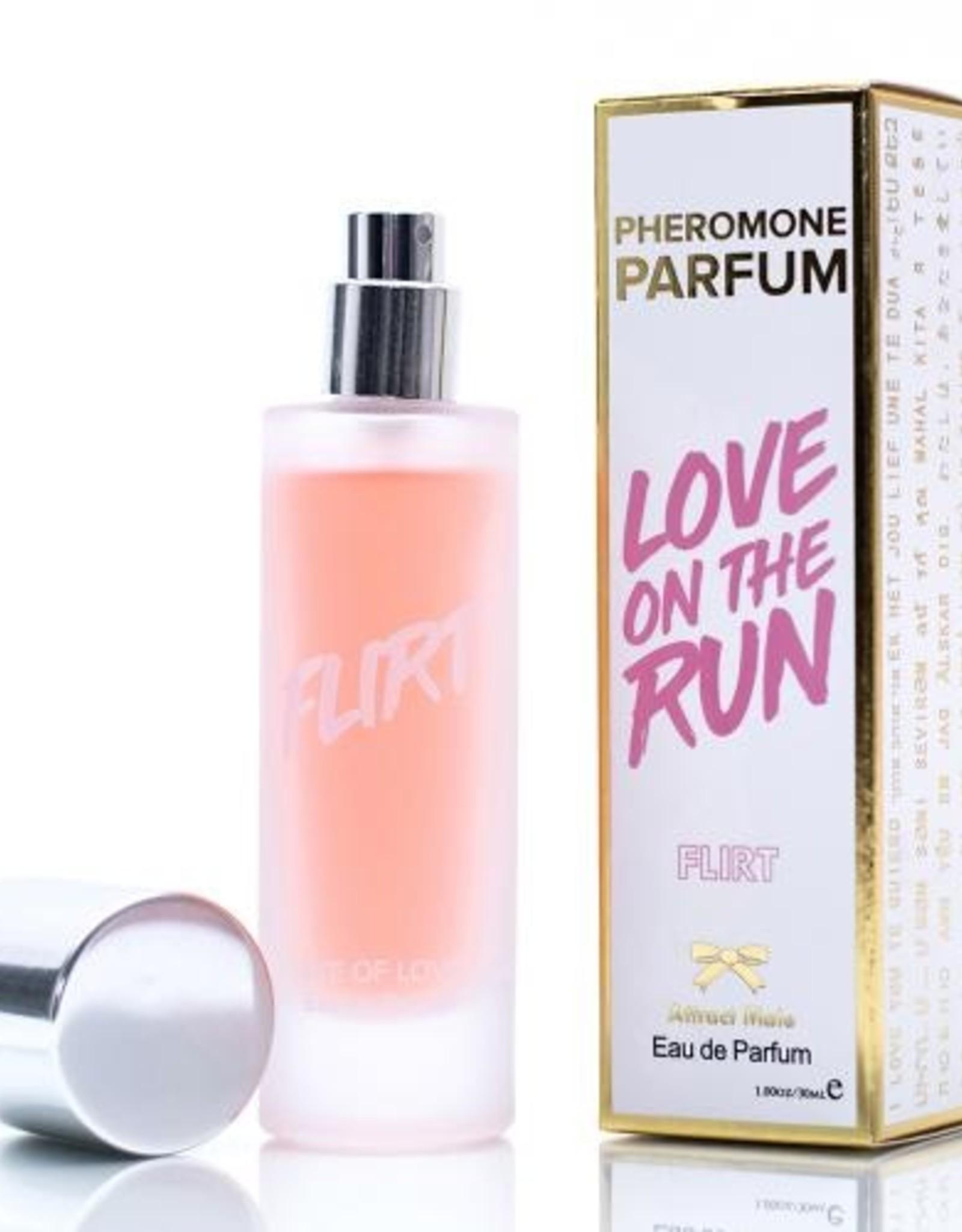 Eye Of Love Flirt Feromonen Parfum - Vrouw/Man
