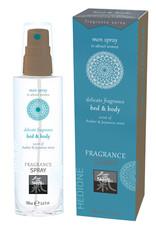 Shiatsu Feromonen Bed & Body Spray Voor Mannen - Amber & Japanse Mint