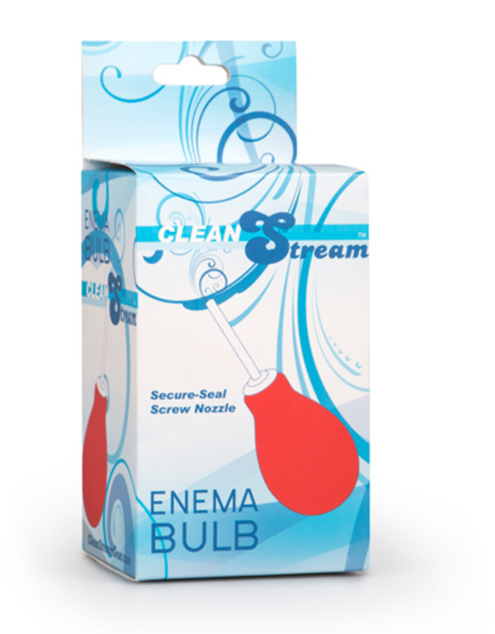 CleanStream Anaal Douche - Rood