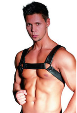 Zado Leather Chest Harness