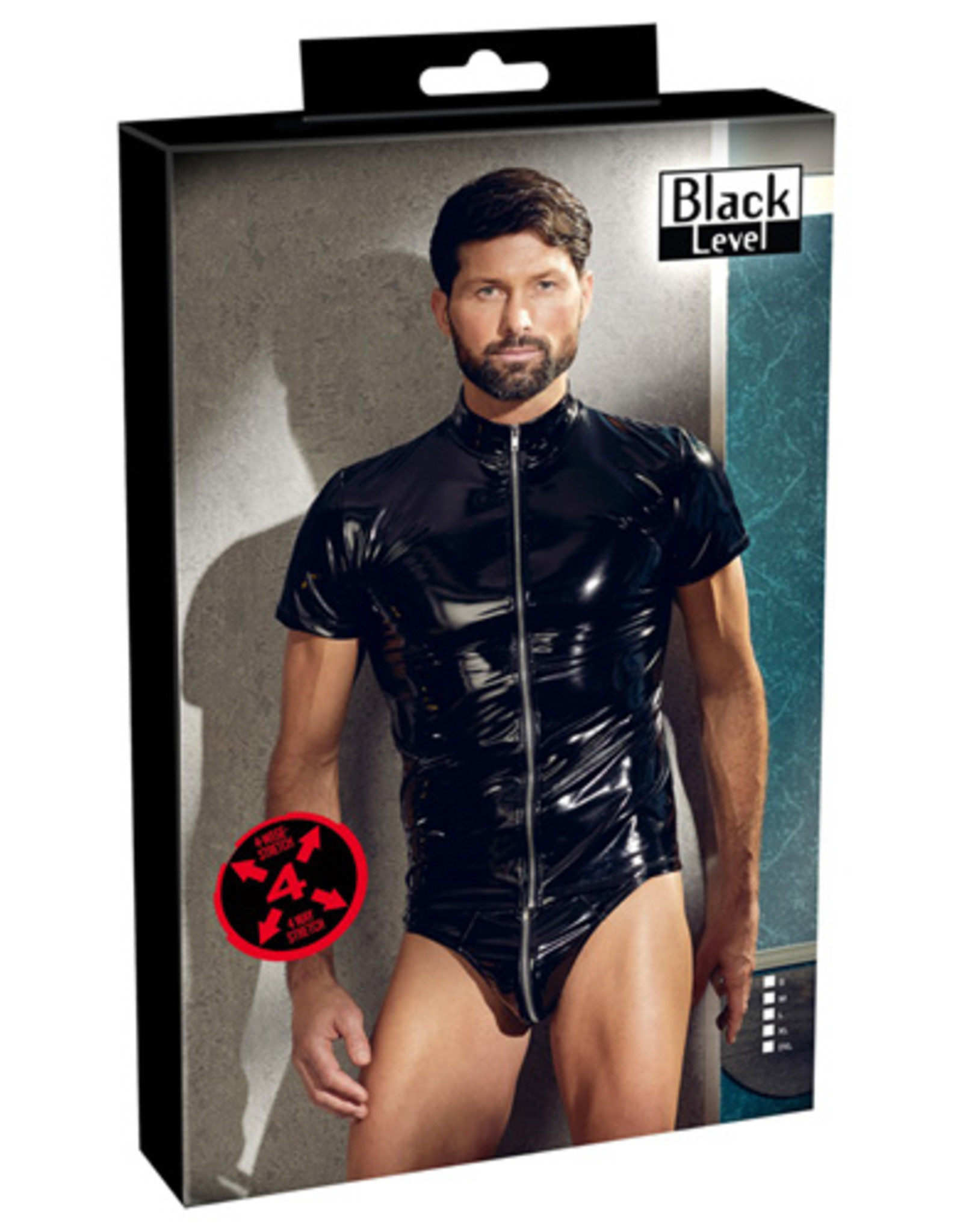 Black Level Lak Heren Shirt