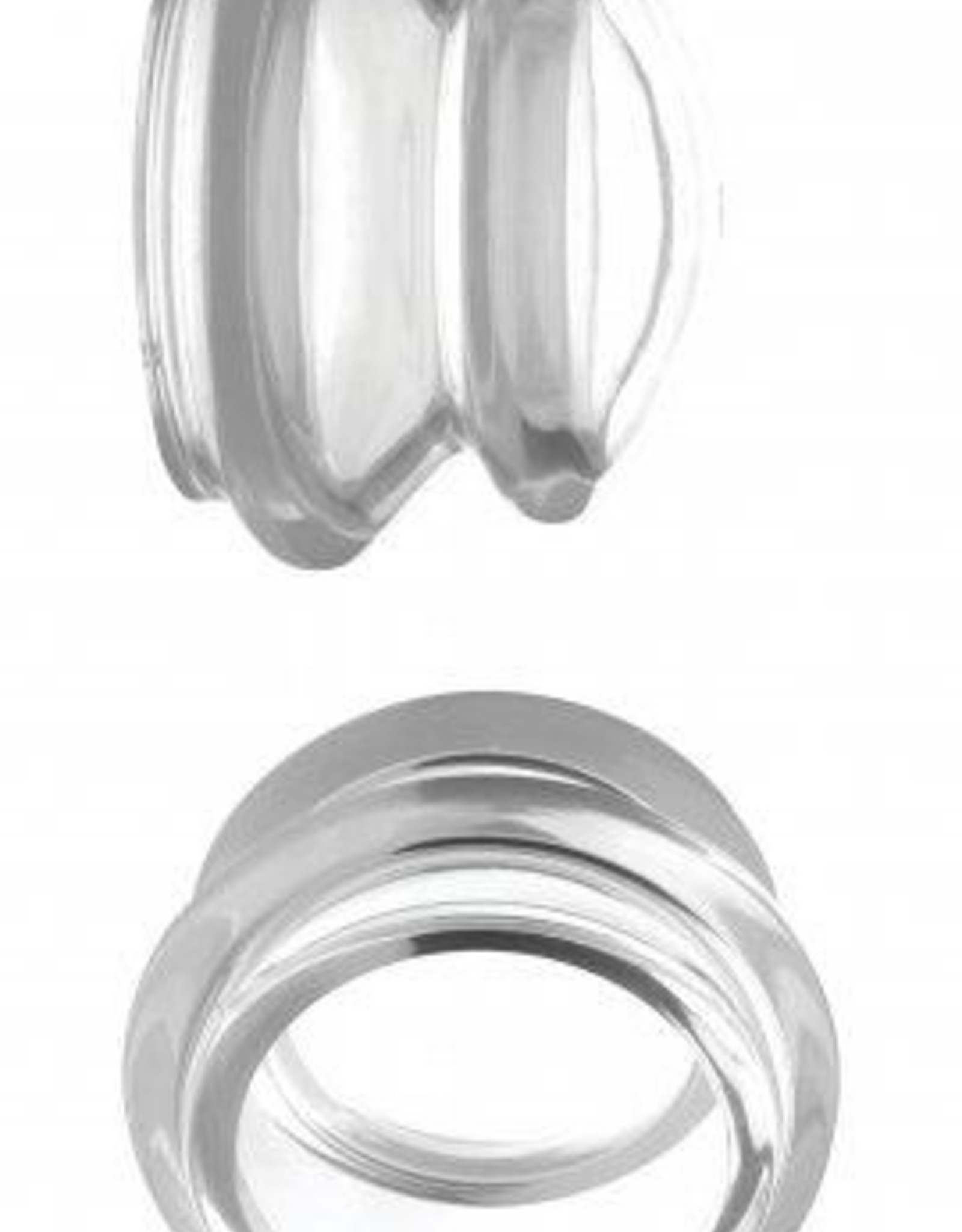 Master Series Clear Plungers Tepelzuigers - Small