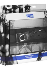 Tom of Finland Tom Of Finland Neopreen Halsband