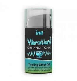 INTT Vibration! Gin & Tonic Tintelende Gel