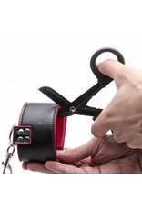 Ouch Bondage Safety Scissor - Black