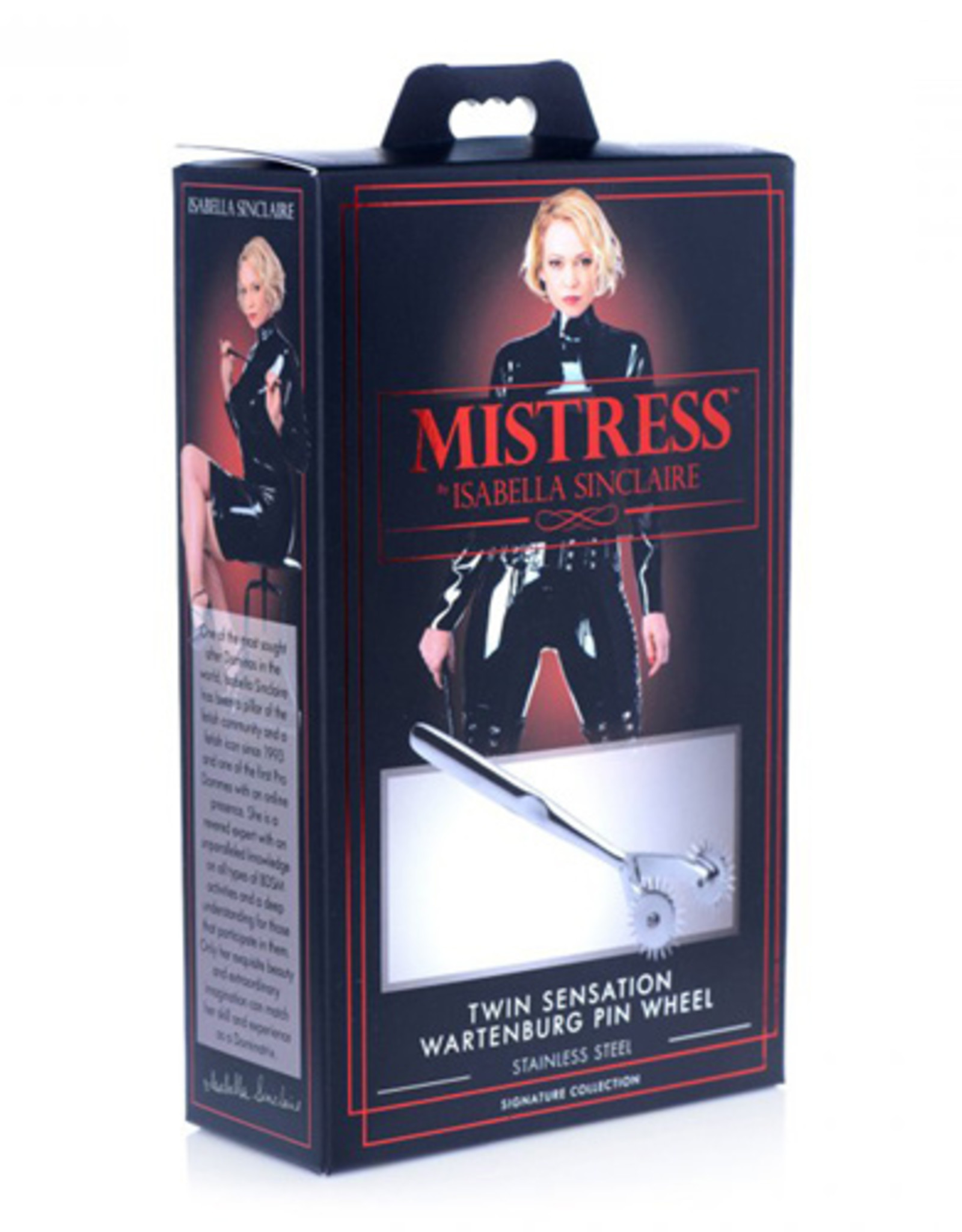 Mistress by Isabella Sinclaire Isabella Sinclaire Twin Sensation Pinwheel