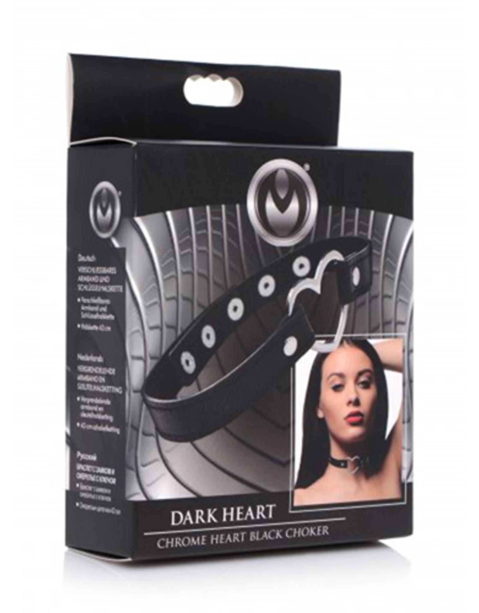 Master Series Dark Heart Choker