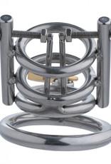 Master Series Deluxe Cleaver Peniskooi Met Spreidende Dilator