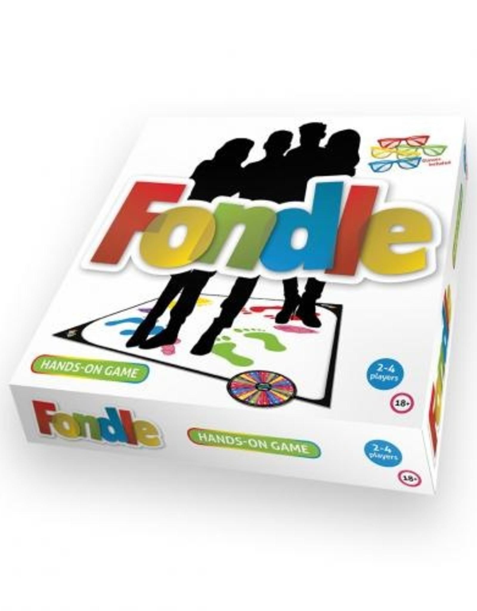 Play Wiv Me Erotisch Spel - Fondle Game