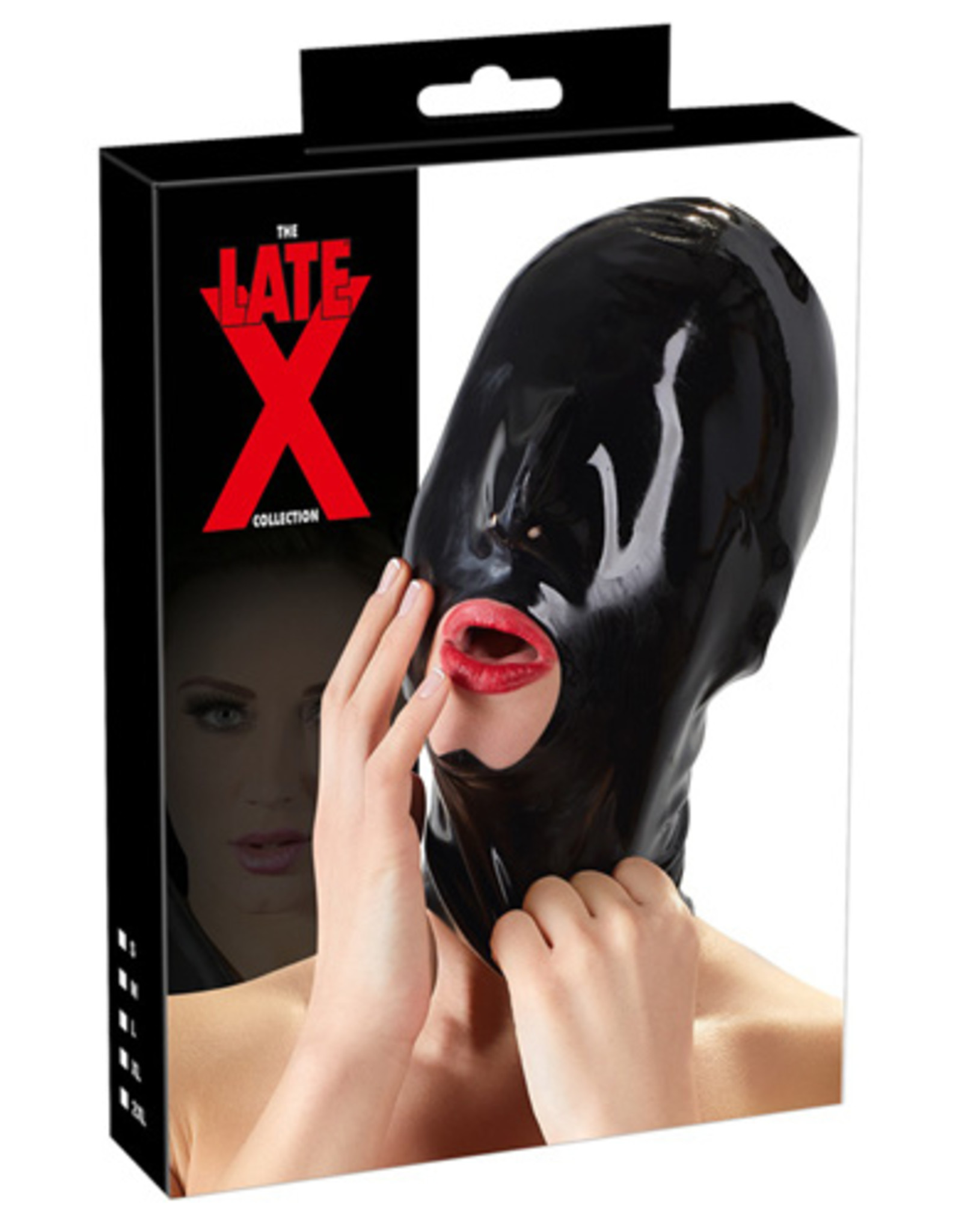The Latex Collection Latex Hoofdmasker