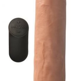 Big Shot Vibrerende XL Dildo Met Zuignap - 26.6 cm