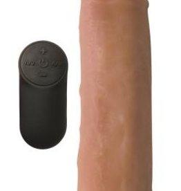 Big Shot Realistische Vibrerende Dildo Met Zuignap - 21.5 cm
