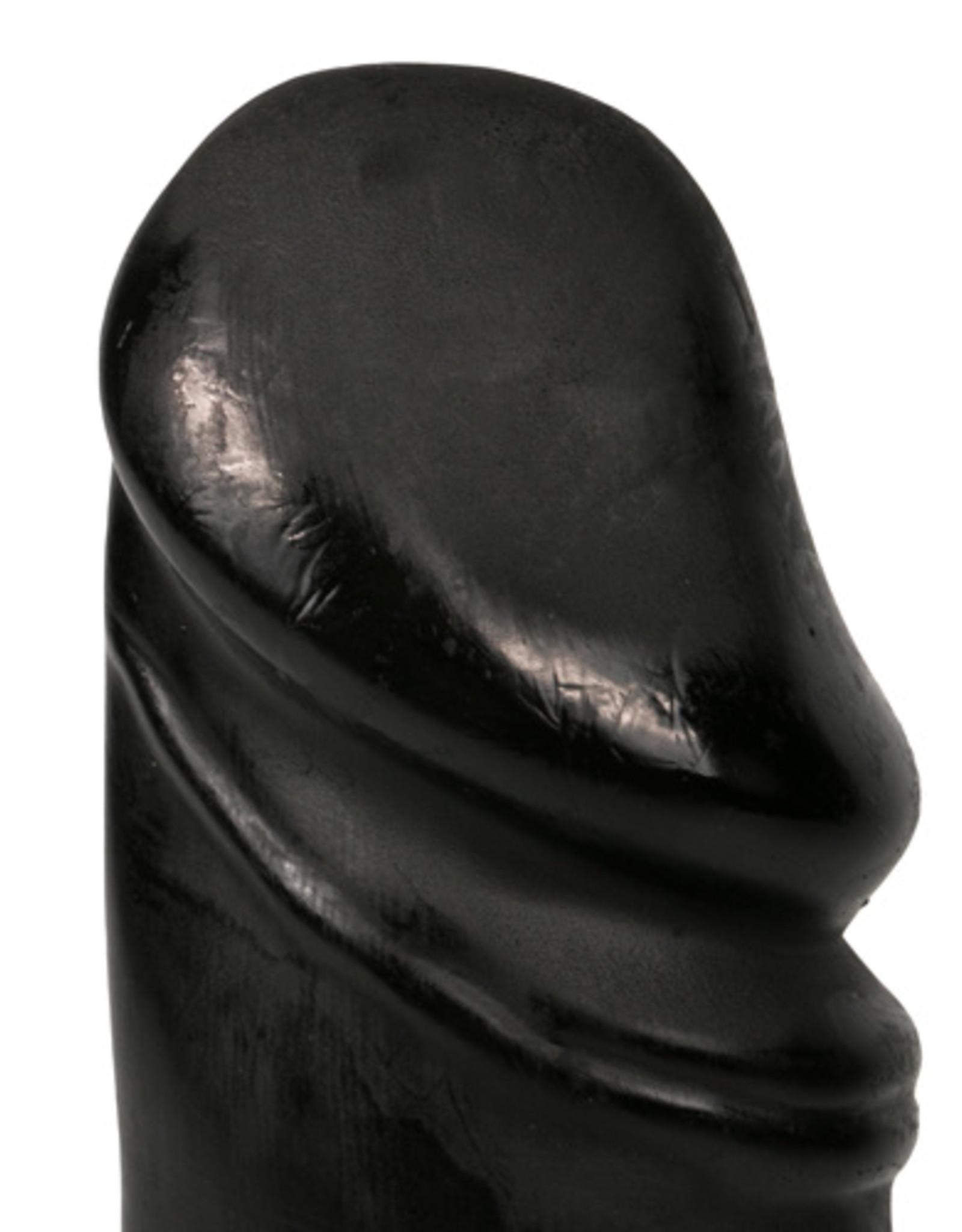 All Black All Black Realistische Dildo - 22 cm