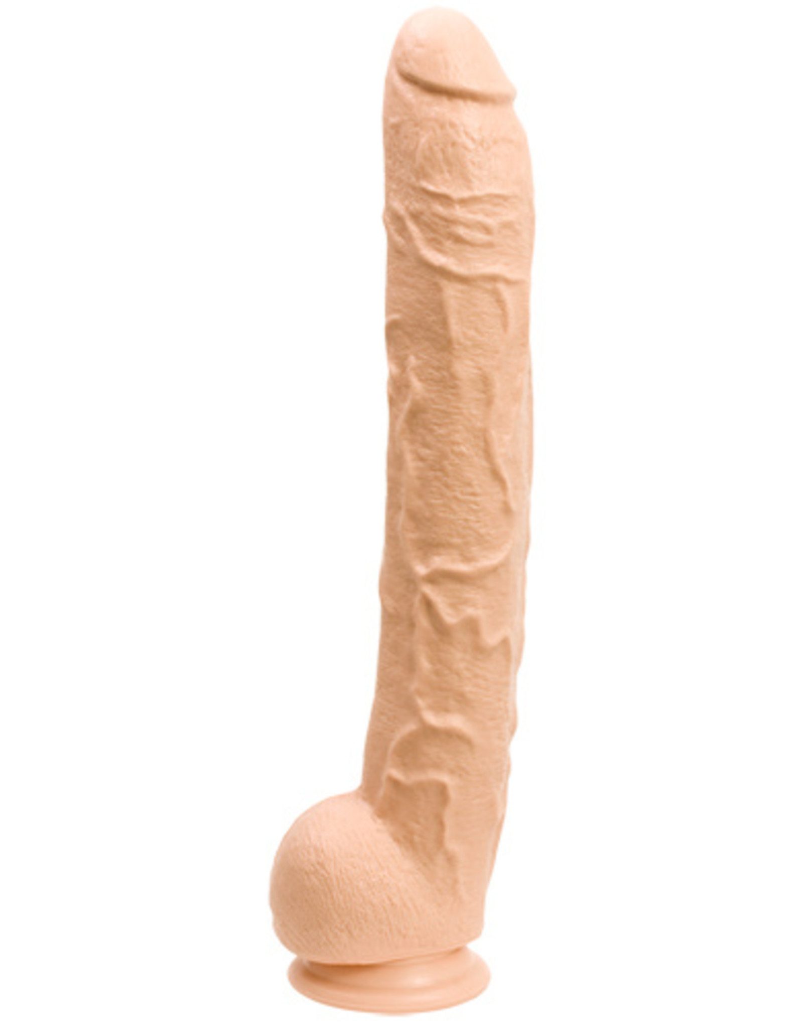 The Classics Dick Rambone Realistische XL Dildo Met Balzak - 33 cm