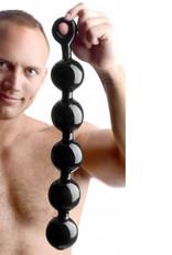 Master Series Black Baller Anaalballen