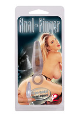 You2Toys Anal-Finger Transparant