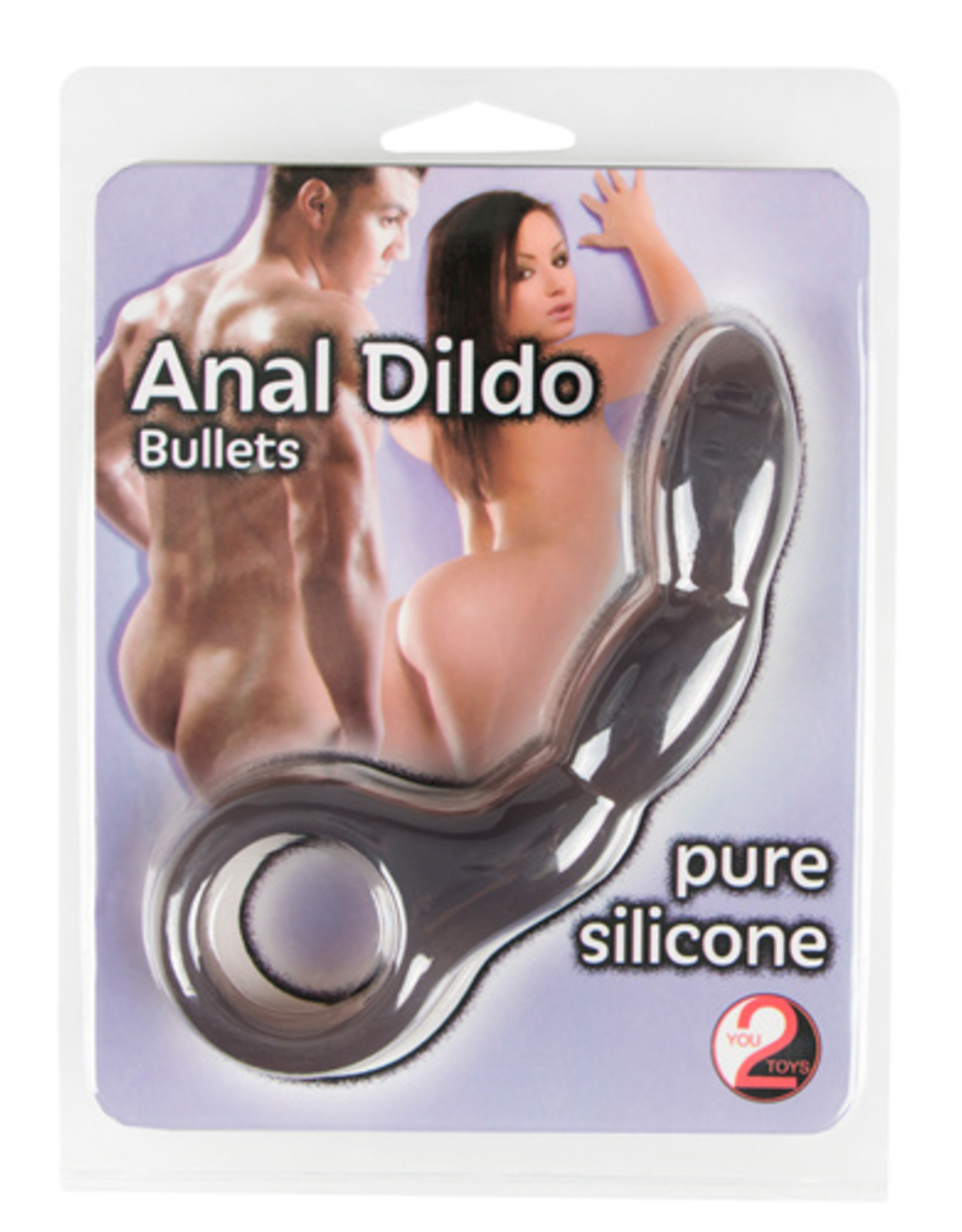 You2Toys Anaal Dildo met Ring