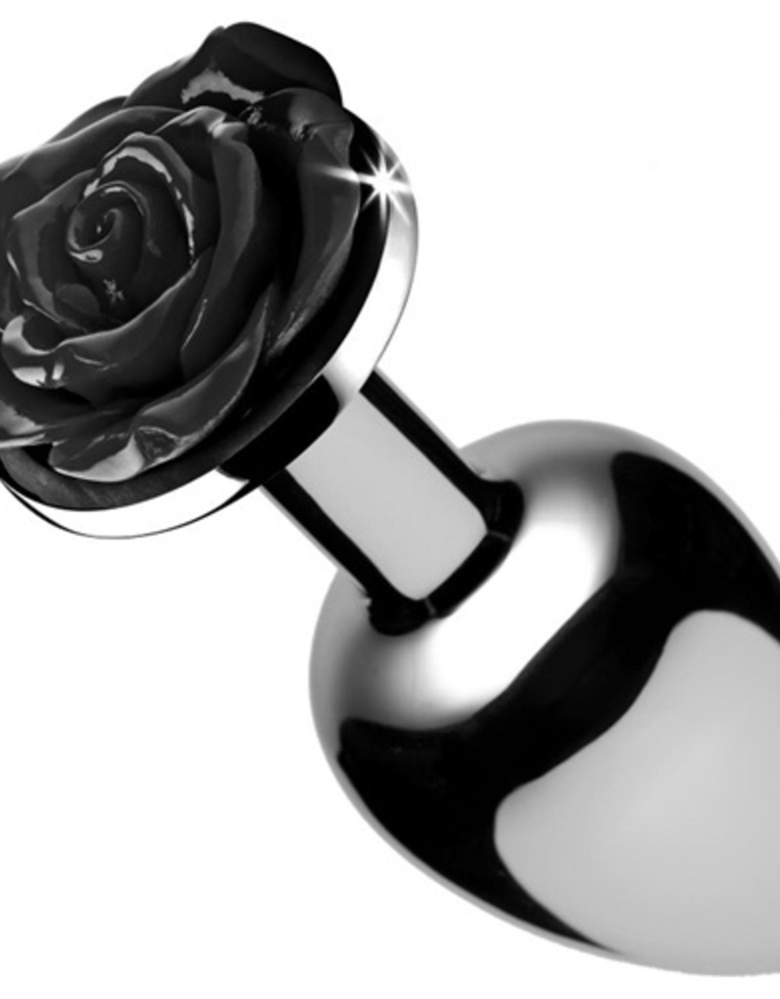 Booty Sparks Black Rose Buttplug